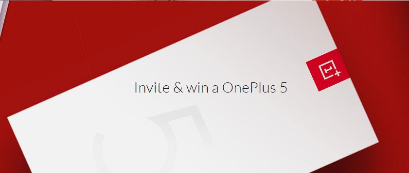 OnePlus New Contest