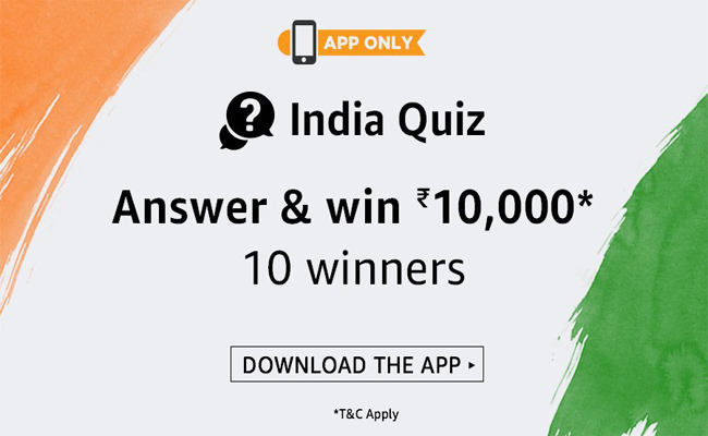 india quiz questions and answers pdf