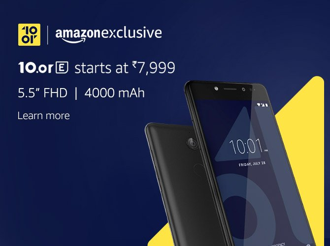 Buy 10.or E from Amazon India