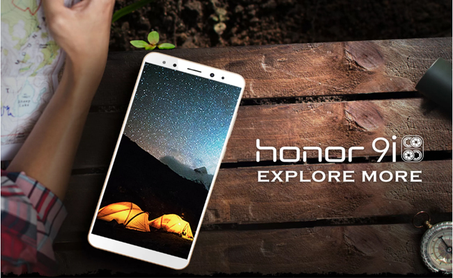 6b942f170 Buy Honor 9i for Rs. 17