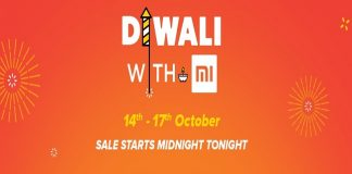 Diwali With Mi (14-17 Oct) | New launches