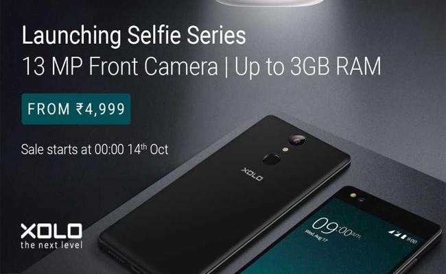 free shipping 527b6 f8b1d Buy Xolo Era Selfie Series starting at Rs. 4,999 from Flipkart ...