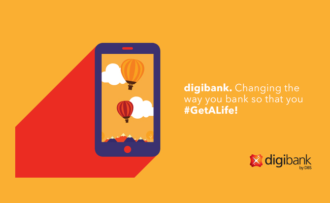 DigiBank by DBS App | Get Rs. 250 Cashback on Signup for Savings Accounts - FlashSaleTricks