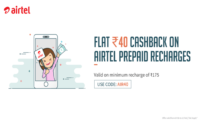 freecharge coupons for today for airtel mobile recharge
