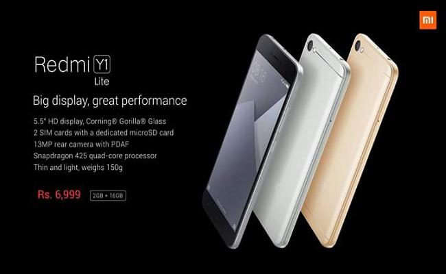ee6643d1b ... 3080mAh (typical)   3000mAh (minimum) battery. TAGS  Buy Redmi Y1 ...