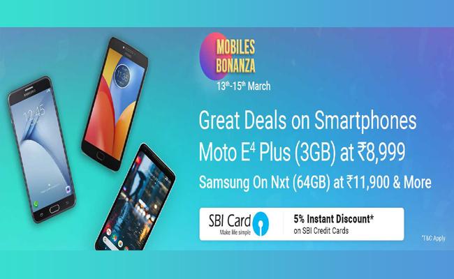 Image result for Mobiles Bonanza Sale 13th-15th March