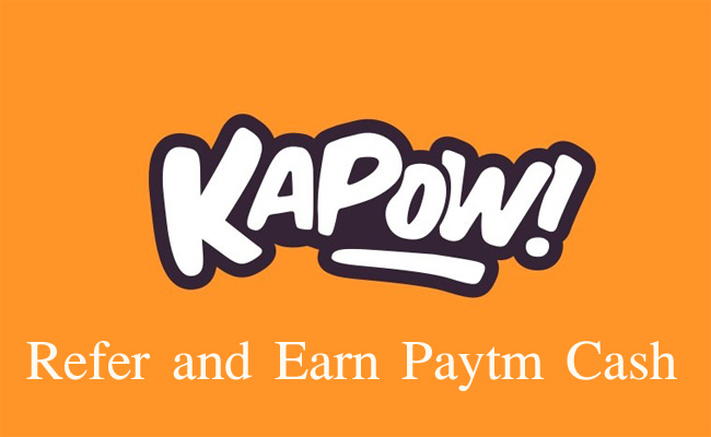Image result for kapow app