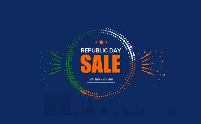 Mi Republic Day Sale