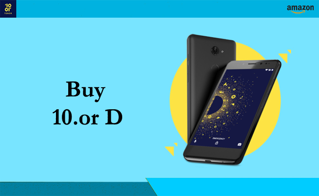 80da717ca696a 10.or (Tenor) launched 10.or D in India. Buy 10.or D starting at Rs. 4