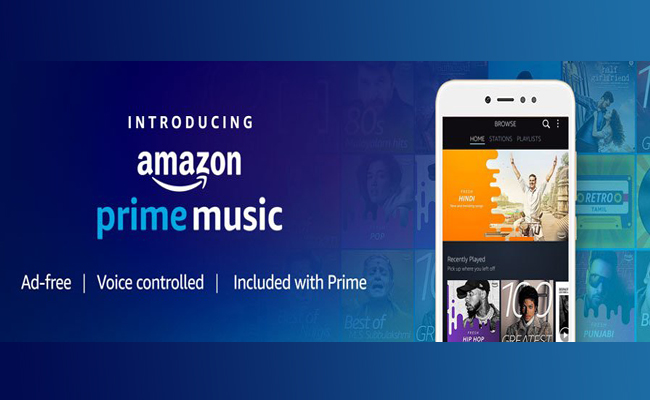 amazon prime music stations for android