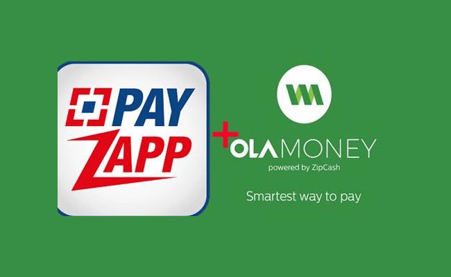 Payzapp App Offer   Get 10% Cashback when you Pay on Ola Money App