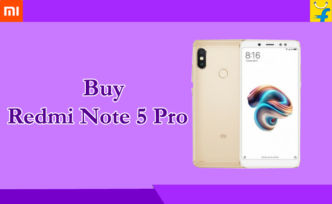 info for 03de3 148e2 Buy Xiaomi Redmi Note 5 Pro from Flipkart - FlashSaleTricks