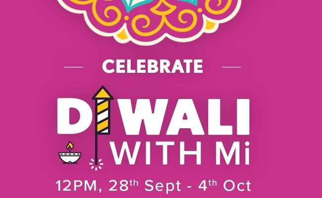 Diwali with Mi | ₹1 Flash Sale | Crazy Deals | Offers on Redmi Phones