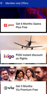 Flipkart Plus | Free 6 months Gaana Subscription and 3