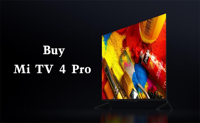 Mi TV 4 Pro