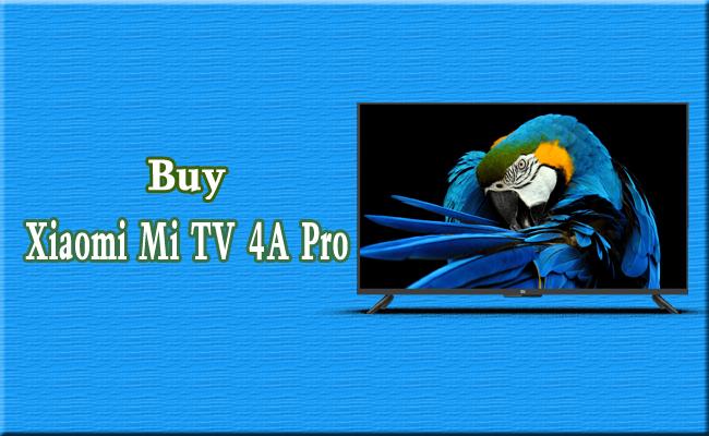 Mi TV 4A Pro 49