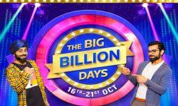 Flipkart The Big Billion Days (16-21 Oct) | 10% Instant Discount on SBI Cards & EMI