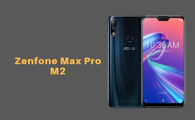 72c3f87a1 ASUS launched the Zenfone Max Pro M2 smartphone in India today ...
