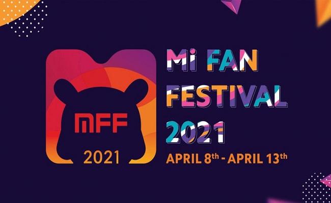 Mi Fan Festival 8th-13th April | ₹1 Flash Sale