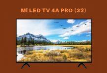 How to buy Mi LED TV 4A PRO 32 from Flipkart