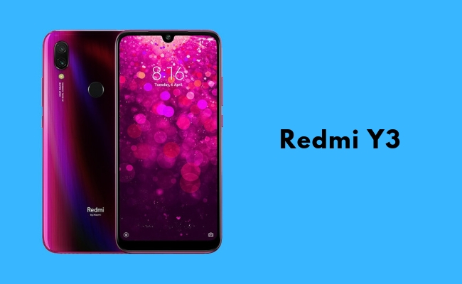 How to buy Redmi Y3 from Amazon India