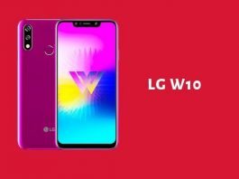 How to buy LG W10 from Amazon
