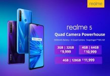 How to buy realme 5 from Flipkart