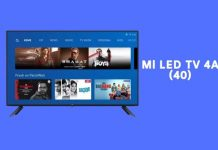 "How to buy Mi Smart TV 4A (40"") from Flipkart"