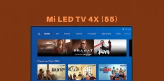 How to buy Mi LED TV 4X (55) from Amazon
