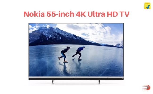 How to buy Nokia 4K Ultra HD Smart LED TV from Flipkart