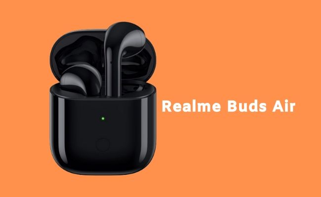 How to buy Realme Buds Air from Flipkart
