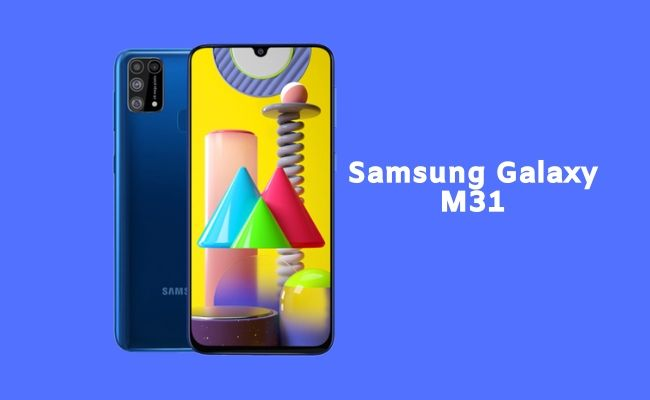 How to buy Samsung Galaxy M31 from Amazon