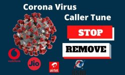 How to Stop or Remove Corona Virus Caller Tune