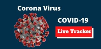 Corona Virus (COVID-19) Real time tracker