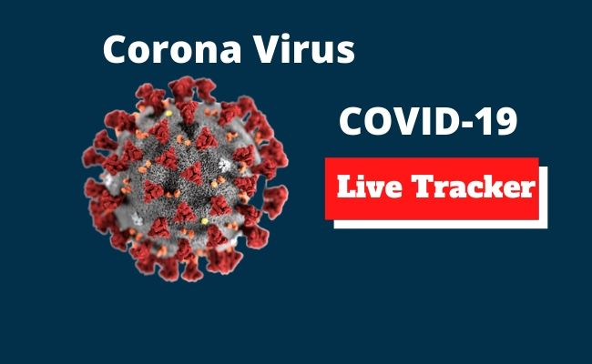Corona Virus (COVID-19) Real time tracker