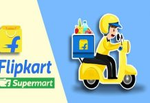 Flipkart Supermart - Upto 50-40% Off on Groceries