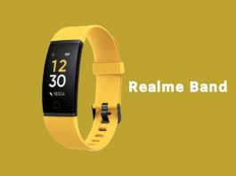 How to buy realme Band from Amazon