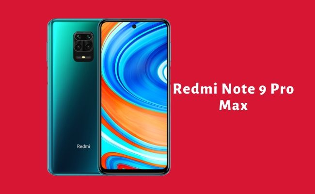 How to buy Redmi Note 9 Pro Max from Amazon
