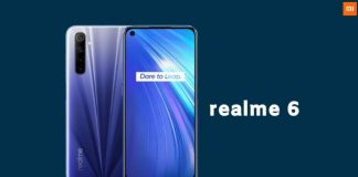 How to buy realme 6 from Flipkart