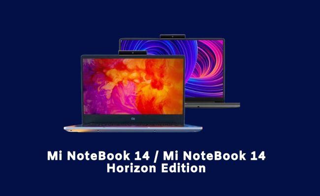How to buy Mi NoteBook 14 / Mi NoteBook 14 Horizon Edition from Amazon