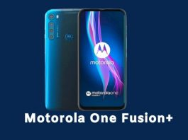 How to buy Motorola One Fusion+ from Flipkart