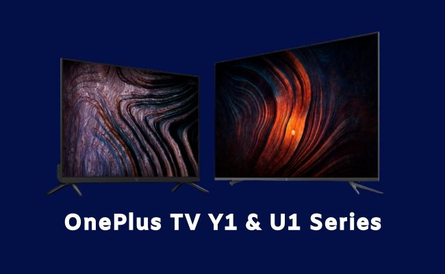 How to buy OnePlus TV Y1 & U1 Series from Amazon