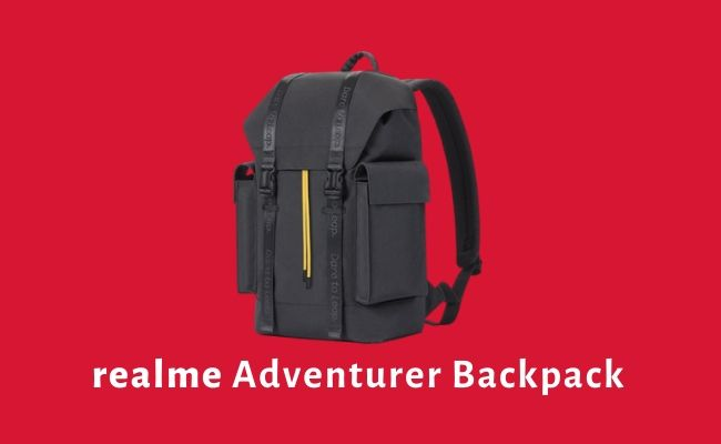 How to buy realme Adventurer Backpack from Flipkart