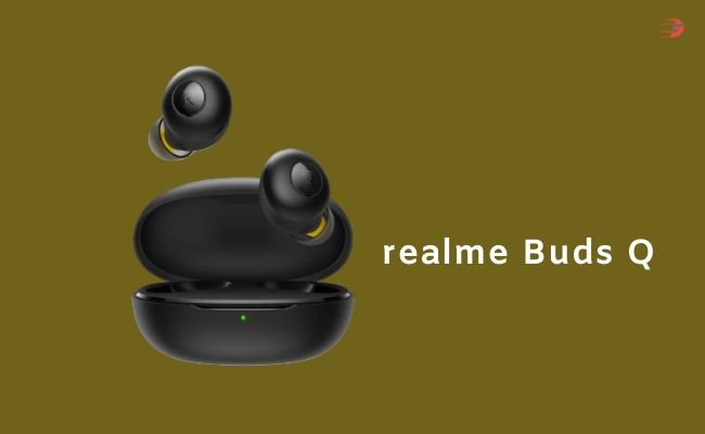 How to buy realme Buds Q from Amazon