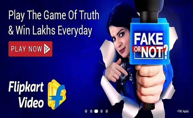 Flipkart Game Zone - Fake or Not | Play & Win Exciting Prizes Daily