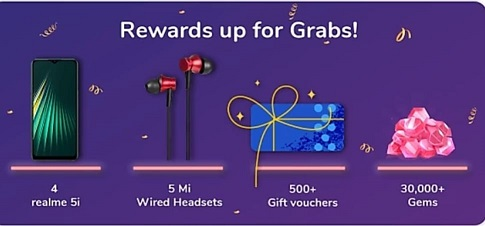 Flipkart Game Zone | Rewards