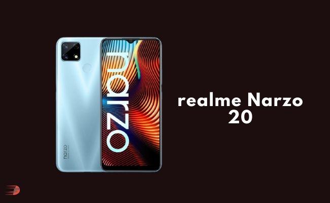 How to buy realme Narzo 20 from Flipkart