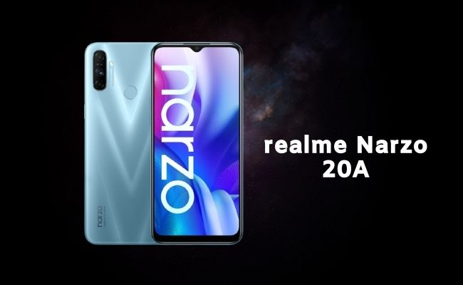 How to buy realme Narzo 20A from Flipkart