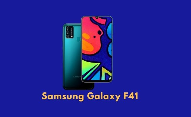 How to buy Samsung Galaxy F41 from Flipkart