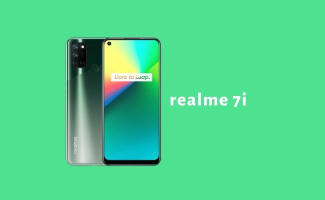 How to buy realme 7i from Flipkart
